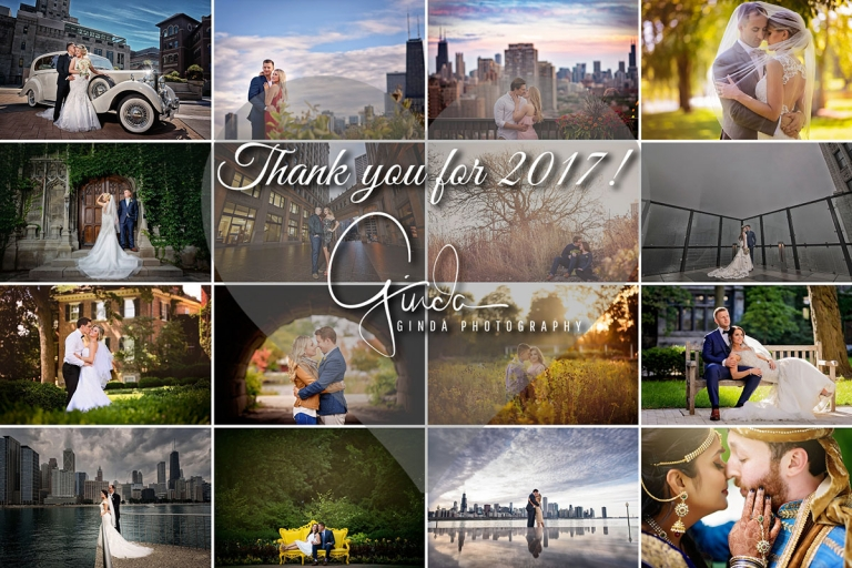 top chicago wedding and engagement photos of 2017
